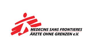 aerzte ohne grenzen Logo